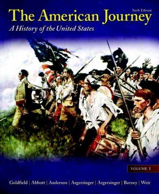 The American Journey: Volume 1