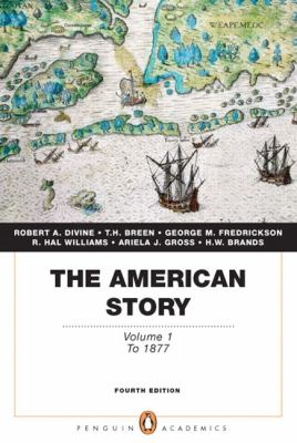 The American Story: Volume 1